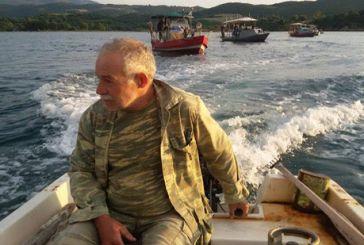 Το ψάρεμα της γαρίδας στον Αμβρακικό – Ρούγα Παλιαμπέλων