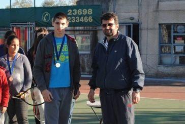 Πολύ καλή παρουσία του Α.Σ.Α. Αγρινίου στο 2ο Ενωσιακό  Πρωτάθλημα  Τέννις