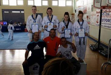 Taekwondo: Επιτυχίες του Θησέα στο πανελλήνιο πρωτάθλημα- Στην εθνική ομάδα ο Καλλιφώνης