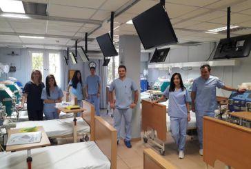 Ένας χρόνος Μονάδα Τεχνητού Νεφρού  στο Ιπποκράτειο  Ίδρυμα Αγρινίου