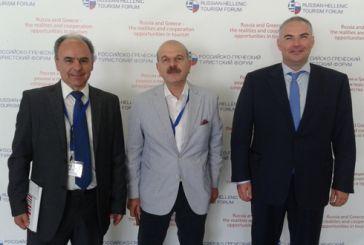 Στόχος η περαιτέρω αύξηση των τουριστικών ροών από τη Ρωσία