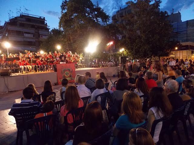 Ευρωπαϊκή Γιορτή Μουσικής στο Αγρίνιο
