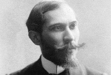 Σαν σήμερα : Γεννήθηκε ο Αγρινιώτης Λογοτέχνης Κωνσταντίνος Χαντζόπουλος