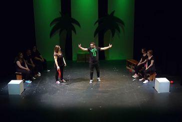 Δείτε αποσπάσματα από την παράσταση «Περπατώ εις το δάσος – αλλιώς»