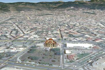 Πoιο είναι το μοναδικό κτίριο στο Αγρίνιο με  3D ολόγραμμα στο Google Earth;