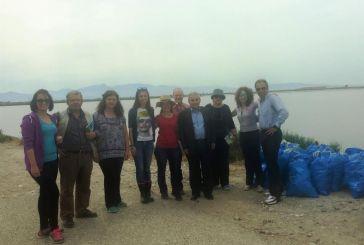 Ευρωπαϊκή Ημέρα Καθαρισμού με δράση στην Τουρλίδα