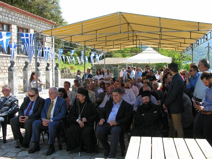 Με λαμπρότητα εορτάσθηκαν τα 72 χρόνια από την ίδρυση της ΠΕΕΑ στην Ιστορική Βίνιανη Δήμου Αγράφων