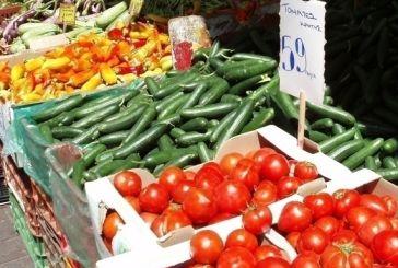 Πως θα λειτουργούν οι λαϊκές αγορές Αγρινίου έως 30 Απριλίου (πίνακες)