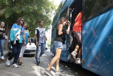 Δυτ. Ελλάδα: διαπραγμάτευση της μεταφοράς μαθητών την περίοδο των Πανελλαδικών