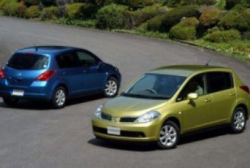 Ανακαλούνται 3.469 Nissan Tiida