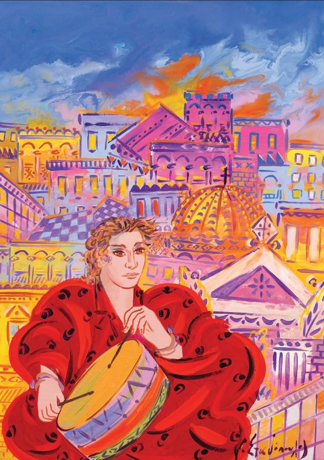 Έως 16 Ιουνίου η έκθεση «Τρεις γενιές ελληνικής Ζωγραφικής – Χαρακτικής» στο Αγρίνιο