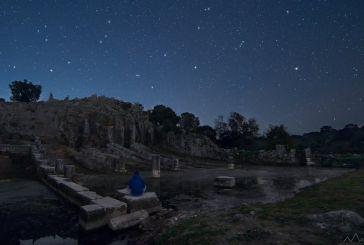 Mαγευτικές εικόνες: τοπία της Αιτωλοακαρνανίας υπό το φως των αστεριών