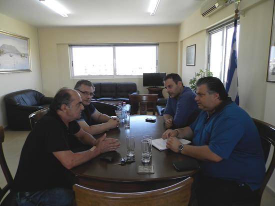 Mεσολόγγι: Σύσκεψη για τη λειτουργία του Αστικού ΚΤΕΛ