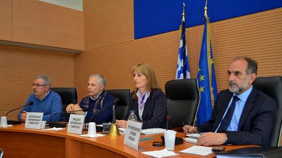 Συγκρότηση Πενταμελούς Επιτροπής Συμβουλίου Έρευνας και Καινοτομίας Δυτικής Ελλάδας
