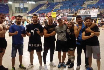 Σάρωσε τα μετάλλια το Fight Club kakarelis στο πανελλήνιο πρωτάθλημα Kick boxing