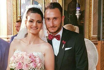 Παντρεύτηκε την εκλεκτή της καρδιάς του ο Κουτρομάνος