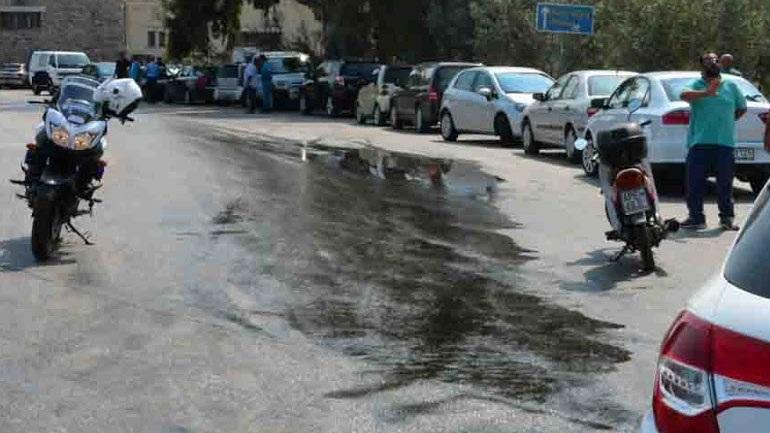 Γέμισε λάδια ο δρόμος Παναιτωλίου-Αβώρανης: προσοχή στους οδηγούς εφιστά η τροχαία