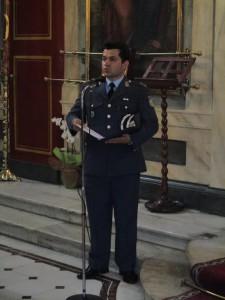 Ημέρα εορτής των αποστράτων της Ελληνικής Αστυνομίας