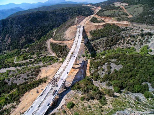 Νέος γύρος χρημάτων σε Ιόνια και Μορέα από το Υπουργείο Υποδομών