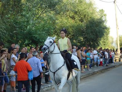 "Eικόνες από τη ""Γιορτή αλόγου"" στα Αμπάρια Παναιτωλίου"