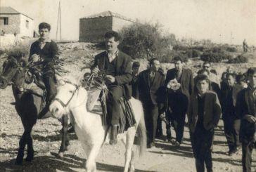 1964: Όταν ο  Μίκης Θεοδωράκης επισκέπτηκε  το Ξηρόμερο