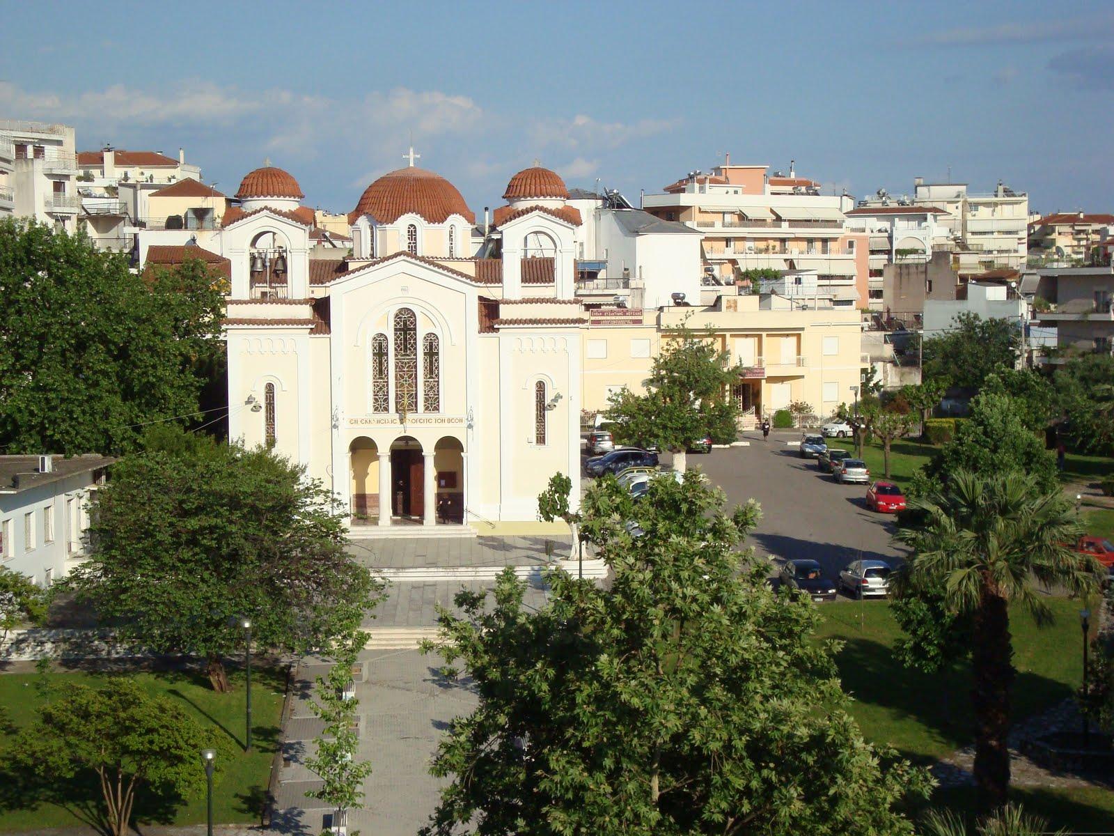 Η ιστορία του ναού της Αγίας Τριάδας Αγρινίου