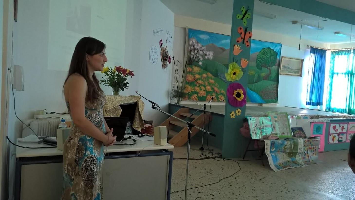 Teachers for Europe: «Μια Ευρώπη για όλους…» σε σχολεία της Αιτωλοακαρνανίας