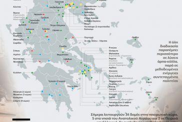 Αποκαλύψεις για κέντρα φιλοξενίας προσφύγων στην Αιτωλοακαρνανία
