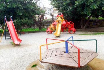 Στη Βουλή το ζήτημα της χρηματοδότησης των «παιδικών χαρών»