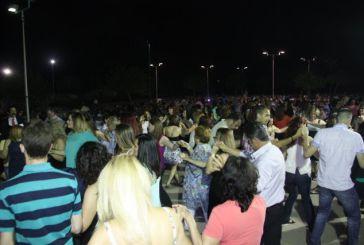 Κέφι και χορός στο 28ο Αντάμωμα Βαλτινών