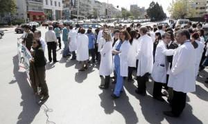 Ο Ιατρικός Σύλλογος Αγρινίου στηρίζει τις απεργιακές κινητοποιήσεις