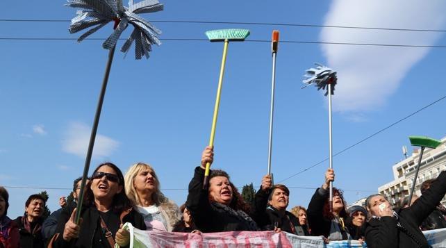 Το Σωματείο Καθαριστριών Αιτωλοακαρνανίας- Ευρυτανίας καλεί σε απεργία
