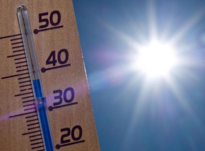 Σε Γαβαλού και Αμφιλοχία από τις υψηλότερες θερμοκρασίες χθες-Τι έδειξαν οι μετεωρολογικοί σταθμοί