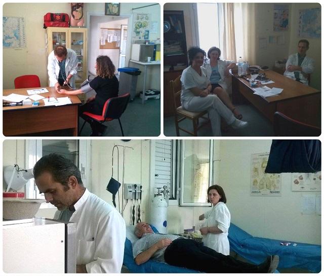 Με επιτυχία πραγματοποιήθηκε η αιμοδοσία στο Κέντρο Υγείας Μύτικα