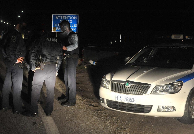 Πέντε συλλήψεις Αλβανών