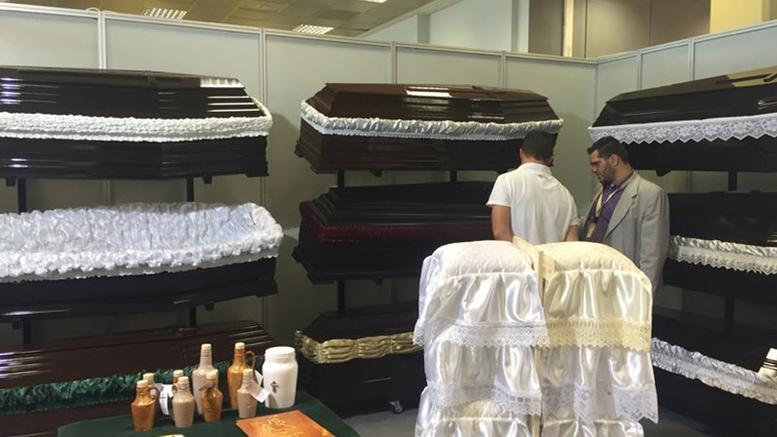 Ολα για την ….κηδεία- Μια έκθεση διαφορετική απ' τις άλλες