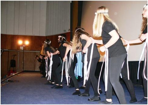 Εντυπωσίασε το 12ο Δημοτικό Σχολείο Αγρινίου στο 4ο Πολιτιστικό Φεστιβάλ