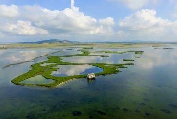 Ο υδροβιότοπος του Λούρου και οι εκβολές του Αχελώου (βίντεο)