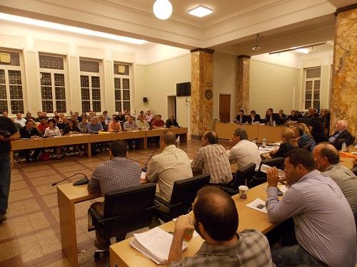 Με ενδιαφέρον αναμένεται η συζήτηση για το Σχέδιο Βιώσιμης Αστικής Ανάπτυξης