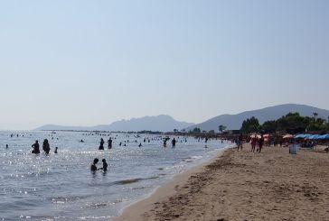 58 ακτές της Αιτωλοακαρνανίας κατάλληλες για κολύµβηση