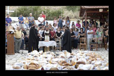 Ο Αστακός γιόρτασε την Αγία Παρασκευή