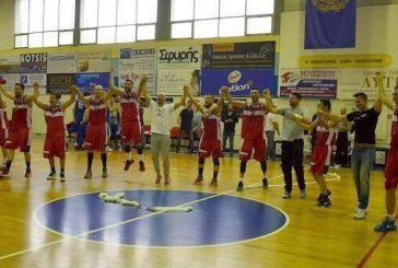 Οι αντίπαλοι του ΑΟ Αγρινίου και του Χαρίλαου Τρικούπη στη Β΄Εθνική Μπάσκετ