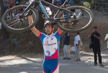 Ο Δημήτρης Αντωνιάδης Πρωταθλητής  στο Cross Country και έτοιμος για το Ρίο