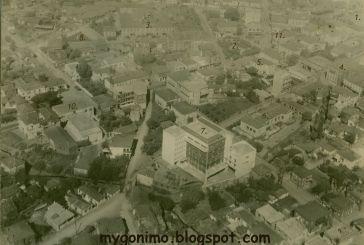 Δεκαετία του '50 το Αγρίνιο από ψηλά!