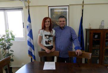 Mεσολόγγι: Ορκίστηκε η νέα Δημοτική Σύμβουλος Ειρήνη Καλαμάκη