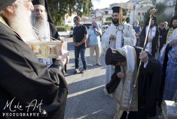 Λαμπρή υποδοχή στον Αστακό του Ιερού Λειψάνου του Αγίου Νικολάου Αρχιεπισκόπου Μύρων