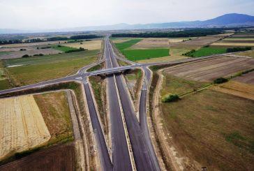 Mεγάλη πρόοδος στην κατασκευή του αυτοκινητοδρόμου Κεντρικής Ελλάδος (βίντεο)