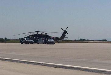 Θρίλερ: Τουρκικό στρατιωτικό ελικόπτερο στην Αλεξανδρούπολη- Στρατιωτικοί ζήτησαν άσυλο