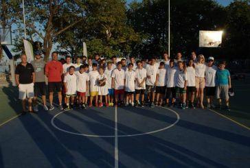 24 ομάδες και εκατοντάδες θεατές στο «3on3 basket» της Ναυπάκτου