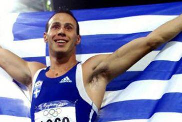 Aγνώριστος ο Κώστας Κεντέρης -Πώς είναι σήμερα ο Ολυμπιονίκης